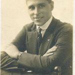 Guillermo Hillcoat en su juventud